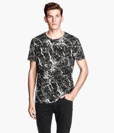 H&M Patterned T-shirt