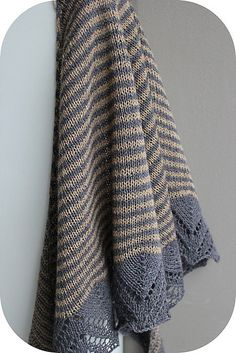 Free Pattern: Dream Stripes by Cailliau Berangere
