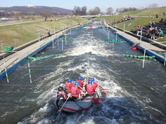 White water, fresh air and wonderful surroundings. Check this out !