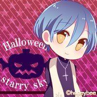 Starry ☆ Sky - Homare Kanakubo Halloween