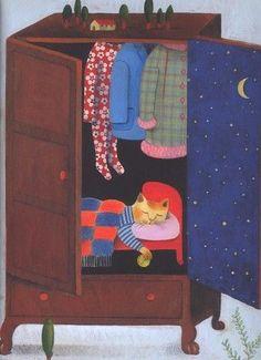 Simona Mulazzani, from 'The Big Book of Slumber'