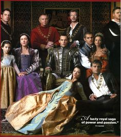 The Tudors - My only regret is that I did not learn of this amazing series earlier.  If you love history, you will love this. I read up on the Tudor Dynasty while watching and it stayed fairly close to history.  I was hooked from day one!
