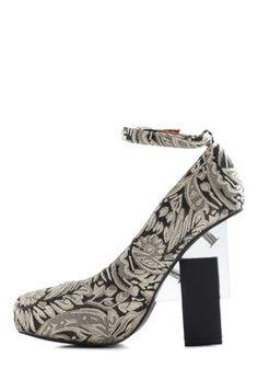 Contemporary Artist Heel, ModCloth...so cool
