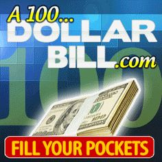 My Pockets are Just Full of $100 Bills, Come and Fill Yours Too...http://victorcourville.a100dollarbill.com