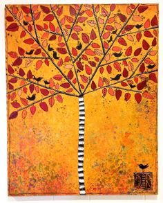 b5123c51e5a40 48 Best What Dar Makes In Dar's World images | Tree art, Artsy ...