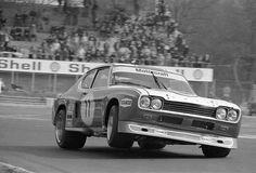 Gerry Birrell / John Fitzpatrick - Ford Capri RS 2600 - Ford Köln - 4 Ore di Monza - 1973 European Touring Car Championship, round 1 - © LAT
