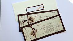Vintage Boarding Pass wedding invitation Boarding Pass Invitation, Wedding Styles, Our Wedding, Wedding Invitations, Frame, Cards, Vintage, Picture Frame, Wedding Invitation Cards