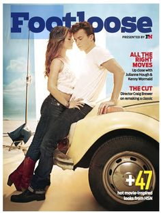 Julianne Hough and Kenny Wormald Footloose Remake, Footloose Movie, Footloose 2011, Footloose Original, Love Movie, Movie Tv, Movies Showing, Movies And Tv Shows, Kenny Wormald