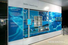 Claudia Schleyer Interaktive Exponate   Interactive Exhibits   BMW Efficient Dynamics