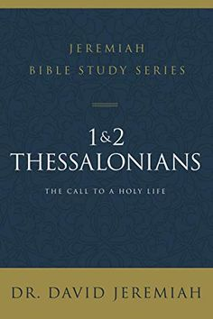 Binding: Paperback (160 pages)   Publisher: Thomas Nelson (December 22, 2020)   Author: David Jeremiah   ISBN-10: 0310091748   ISBN-13: 9780310091745 2 Thessalonians, Stand Strong, December 22, Language, Bible, David, Study, Author, English