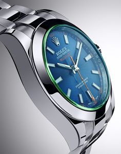 New Rolex Milgauss Watch: Baselworld 2014