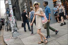 The Urban Vogue: SOHO Summer Boho