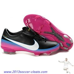 innovative design d58a2 f7ad0 2013 Nike Mercurial Vapor VIII FG Black Pink White For Sale Football Cleats,  Cheap Soccer