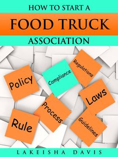 How to Start a Food Truck Association - Cover
