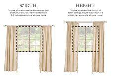 Bildresultat för gardinuppsättningar inspiration