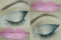 Trucco ispirazione anni '60  60s inspired make-up