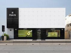 Patchi Takhassossi by Lautrefabrique Architectes via Frameweb.com
