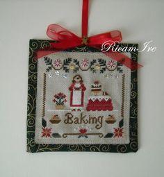 Baking, Little House Needleworks
