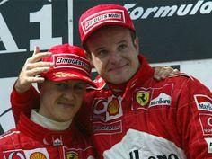 Rubens Barrichello: muito obrigado por nada