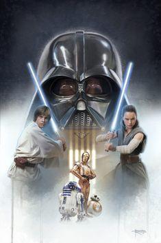Topps-sticker 172-Star Wars-los últimos Jedi