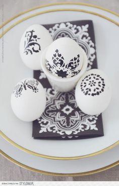 20 Easy DIY Easter Egg Decor Ideas na Stylowi.pl