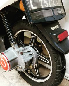 Instagram picutre by @junardiharsono: #electricvehicle #ebike #48V #48V350W - Shop E-Bikes at ElectricBikeCity.com (Use coupon PINTEREST for 10% off!)