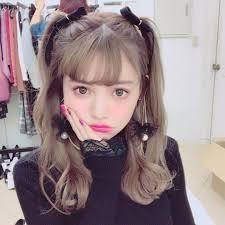 「ちぃぽぽ」の画像検索結果 Kawaii Hairstyles, Pretty Hairstyles, Girl Hairstyles, Human Doll, Popteen, Shy Girls, Hair Reference, How To Draw Hair, Sweet Style