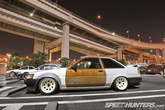 Interesting AE86 Levin Coupe