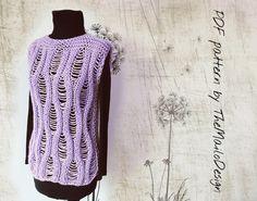Knitting Needle Sizes Chart Uk : Adult holey bolero jumper circular needles boleros and