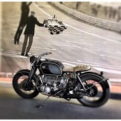 SHARING MY PASSION FOR CLASSIC BMW MOTORCYCLES. | theshepdaddy:   #CRD38 by @caferacerdreams >>...