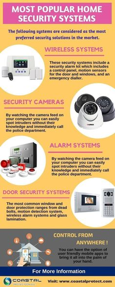 Inspiring 50+ Amazing Home Security System Cameras https://ideacoration.co/2017/06/03/50-amazing-home-security-system-cameras/ Wireless systems offer greater flexibility in device placement and frequently arrive as kits which you can easily install by yourself. These systems are incredibly costly, and aren't a feasible option for the majority of homeowners. Last, a user-friendly system is vital.