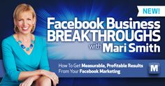New Online Training Course with Mari!