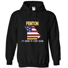 FENTON - Its where my story begins! - #christmas gift #fathers gift. BUY NOW => https://www.sunfrog.com/No-Category/FENTON--It-Black-19161497-Hoodie.html?68278