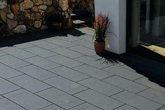 Tile Floor, Sidewalk, Patio, Flooring, Outdoor Decor, Plants, Home Decor, Inspiration, Pavement