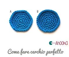 How to : get a perfect circle when you crochet in the round - Amigurumi Crochet Tools, Crochet Geek, Crochet Diy, Crochet Amigurumi, Crochet Round, Crochet Basics, Love Crochet, Amigurumi Patterns, Crochet Crafts