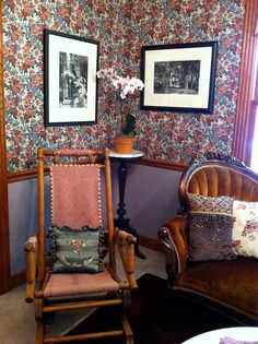 Home Sweet Parlor.