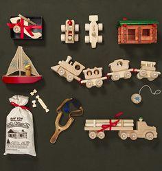 Gift Idea Under $100: Wooden Toys | Rejuvenation