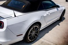 Skip the custom paint shop and save when you order our Side Sport Graphic Brushed Black for your Mustang today. 2014 Ford Mustang, Ford Mustang Convertible, Classic Car Insurance, Paint Shop, Custom Paint, Stripes, Rest, Mustangs, Black