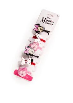 Disney  6-Piece Knockers Hair Bow Set