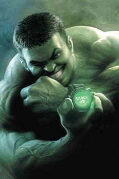 Hulk says it´s Smash Time!!!