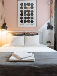 Design interior studio Bucuresti - iDecorate Contemporary, Interior Design, Studio, Rugs, Bed, Furniture, Home Decor, Nest Design, Farmhouse Rugs