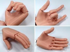 The Most Realistic 3D Printed Prosthetic Hand Yet! – Steve Wood's Flexy-Hand Filaflex Remixwoodflexy1