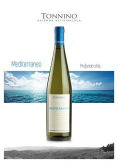 "Mediterraneo, Chenin Blanc, White wine - I.G.P. ""Terre Siciliane"""