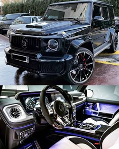 Carros Mercedes Benz, Mercedes Benz G Class, Mercedes G Wagon, Sls Mercedes, Nissan Gt R, Best Luxury Cars, Luxury Suv, Rich Cars, Bmw M3