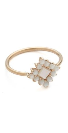 ginette_ny Mother of Pearl Ring | SHOPBOP