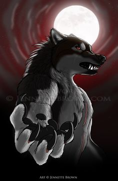 Blood Moon by =sugarpoultry on deviantART