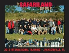 Safariland Training in Florida - Spot Tactical Tim in the group!