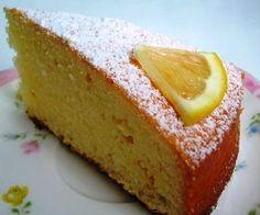 Madeira Cake o bizcocho de limón inglés - Recetín