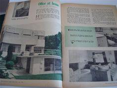 RARE AUSTRALIAN HOME BEAUTIFUL MAGAZINE JULY 1949 NEW HOMES, DECOR AND  GARDENING In Books,