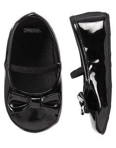 Patent Mary Jane Crib Shoes at Gymboree (Gymboree 0-24m)